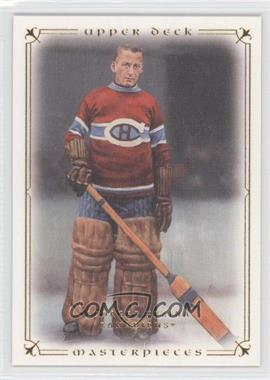 2008-09 Upper Deck Masterpieces #29 - Georges Vezina