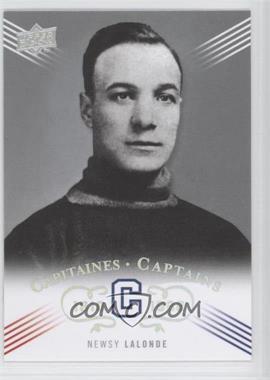 2008-09 Upper Deck Montreal Canadiens Centennial Set #202 - Newsy Lalonde