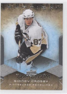 2008-09 Upper Deck Ovation #187 - Sidney Crosby