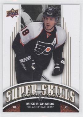 2008-09 Upper Deck Super Skills #SS14 - Mike Richards