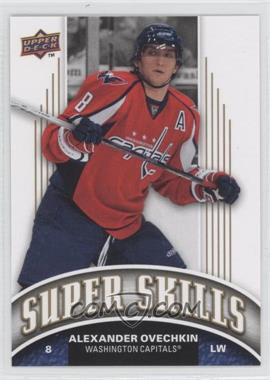 2008-09 Upper Deck Super Skills #SS3 - Alexander Ovechkin