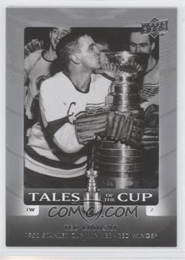 2008-09 Upper Deck Tales of the Cup #TC4 - Ted Lindsay