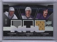 Wayne Gretzky, Luc Robitaille, Rogie Vachon /50