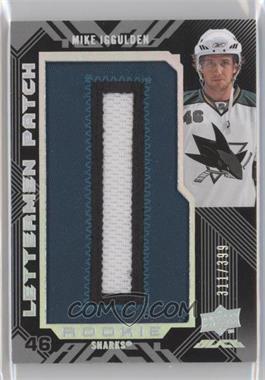 2008-09 Upper Deck UD Black #66 - Mike Iggulden /399