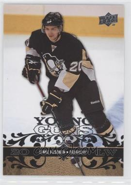 2008-09 Upper Deck #488 - Janne Pesonen