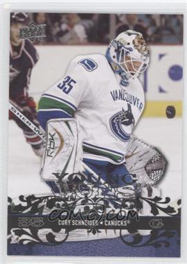 2008-09 Upper Deck #497 - Cory Schneider