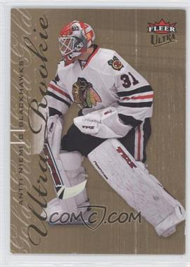 2009-10 Fleer Ultra Gold Medallion #203 - Antti Niemi