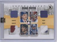 Joe Sakic, Patrick Roy /1