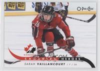 Sarah Vaillancourt
