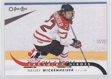 2009-10 O-Pee-Chee Canadian Heroes #CB-HW - [Missing]