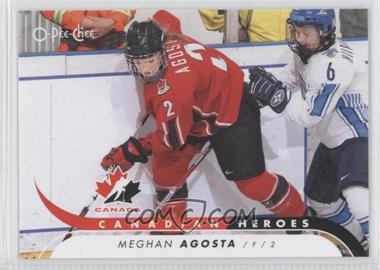 2009-10 O-Pee-Chee Canadian Heroes #CB-MA - [Missing]