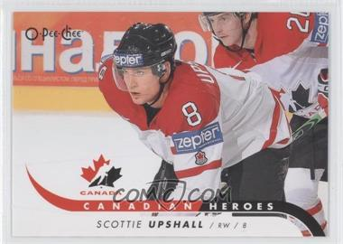 2009-10 O-Pee-Chee Canadian Heroes #CB-SU - Scottie Upshall