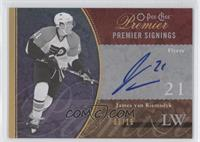 James van Riemsdyk /15