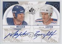 Mark Messier, Brian Leetch
