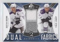 Dustin Brown, Jarret Stoll /100