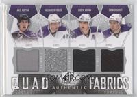 Anze Kopitar, Alex Frolov, Dustin Brown, Drew Doughty /10