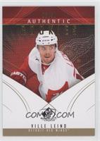 Authentic Rookies - Ville Leino /50