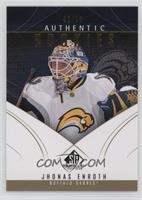 Authentic Rookies - Jhonas Enroth /50