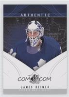 Authentic Rookies - James Reimer /699