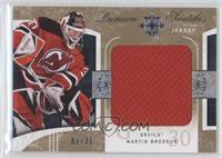 Martin Brodeur /35
