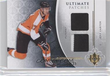 2009-10 Ultimate Collection Ultimate Patches #UJ-JC - Jeff Carter /35