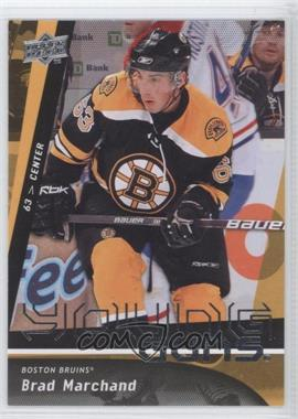 2009-10 Upper Deck - [Base] #452 - Brad Marchand