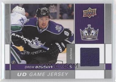 2009-10 Upper Deck - Game Jersey #GJ-DD - Drew Doughty