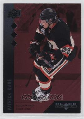 2009-10 Upper Deck Black Diamond Single Ruby Diamond #148 - Patrick Kane /100