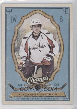 2009-10 Upper Deck Champ's #96 - Alexander Ovechkin