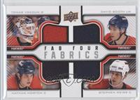 Tomas Vokoun, David Booth, Nathan Horton, Stephen Weiss /100