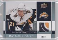 Drew Stafford /15