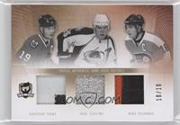 Paul Stastny, Jonathan Toews, Mike Richards /10