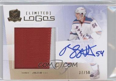 2009-10 Upper Deck The Cup - Limited Logos Autographs #LL-SA - Bobby Sanguinetti /50