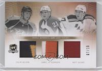 Colin Wilson, James van Riemsdyk, Matt Gilroy /10