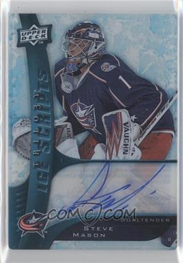 2009-10 Upper Deck Trilogy Ice Scripts #IS-SM - Steve Mason