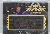 Joe Thornton /35