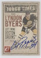 Lyndon Byers /250