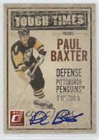 Paul Baxter /250