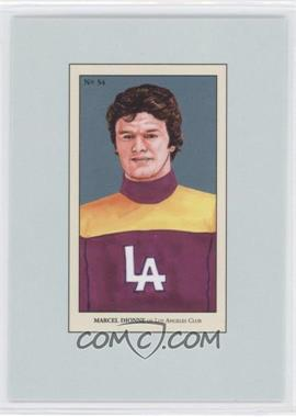 2010-11 In the Game 100 Years of Collecting Multi-Product Insert [Base] #54 - Marcel Dionne