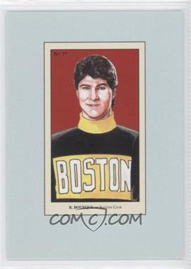 2010-11 In the Game 100 Years of Collecting Multi-Product Insert [Base] #77 - Ray Bourque