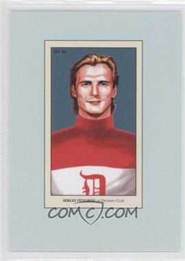 2010-11 In the Game 100 Years of Collecting Multi-Product Insert [Base] #91 - Sergei Fedorov