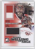 Justin Peters, Cam Ward /1