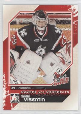 2010-11 In the Game Heroes and Prospects - [Base] #32 - Mark Visentin