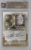 Gerry Cheevers /1 [ENCASED]