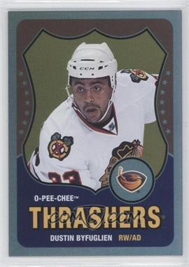 2010-11 O-Pee-Chee - [Base] - Rainbow Retro #131 - Dustin Byfuglien