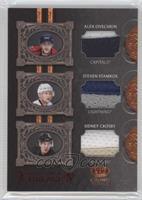 Alex Ovechkin, Sidney Crosby, Steven Stamkos /50