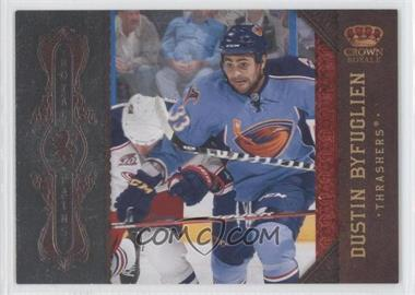 2010-11 Panini Crown Royale Royal Pains #2 - Dustin Byfuglien /499