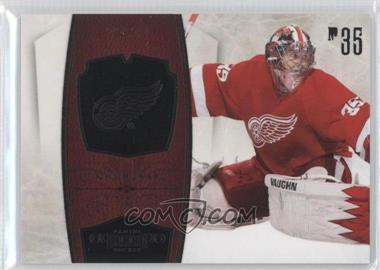 2010-11 Panini Dominion Black #34 - Jimmy Howard /1