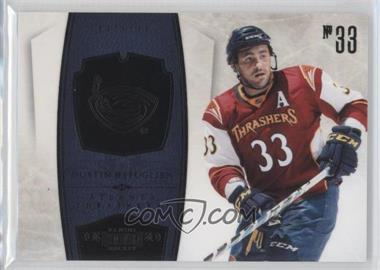 2010-11 Panini Dominion Black #5 - Dustin Byfuglien /1