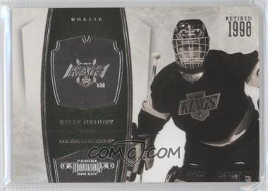 2010-11 Panini Dominion #123 - Kelly Hrudey /99